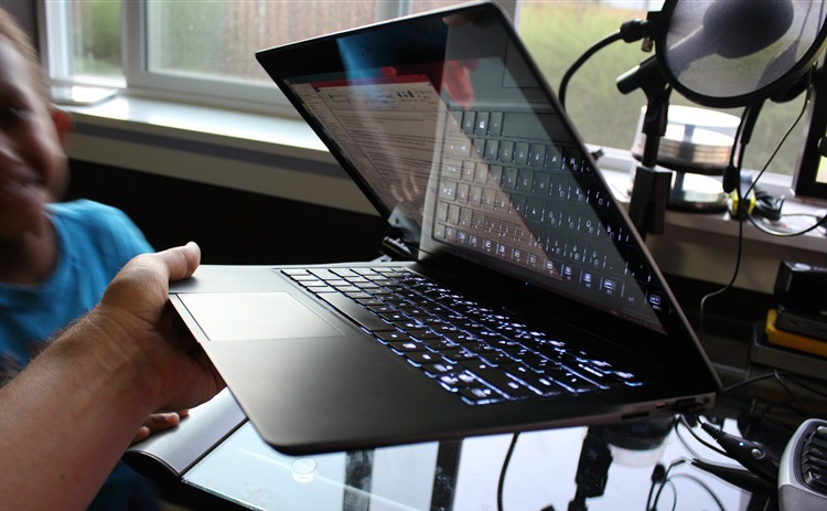 All Ultrabooks are Thin Now