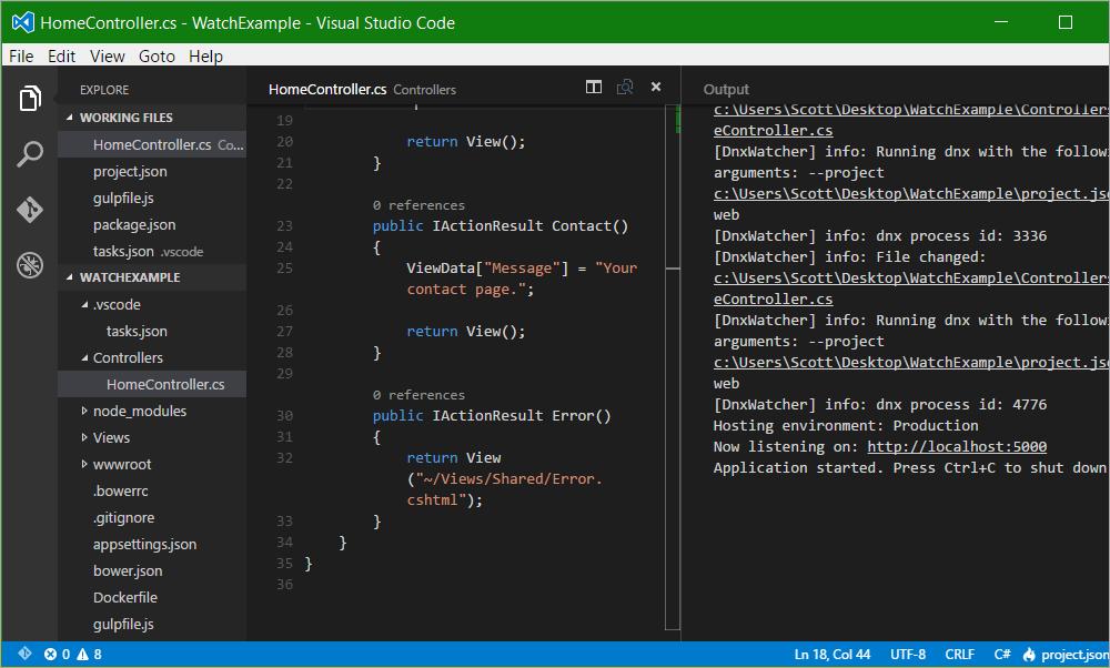 Visual Studio For Mac Can T Build Dot Net Core