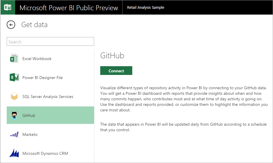 screenshot 10 - Power Bi Resume
