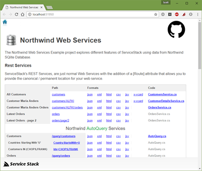 Exploring ServiceStack's simple and fast web services on .NET Core