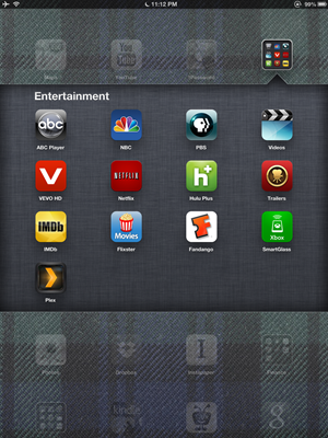iPad Apps