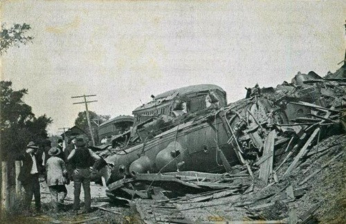 Train Wreck Wikipedia Commons