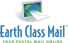 Earth Class Mail Logo