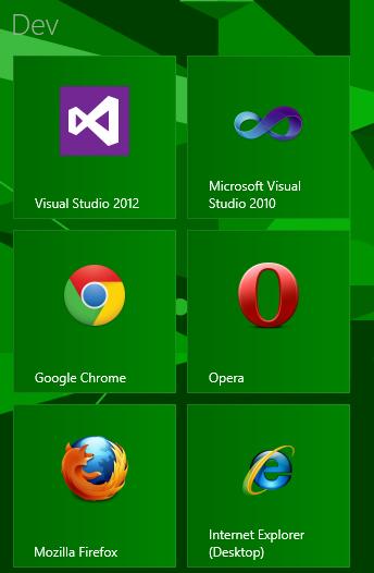 Desktop IE10