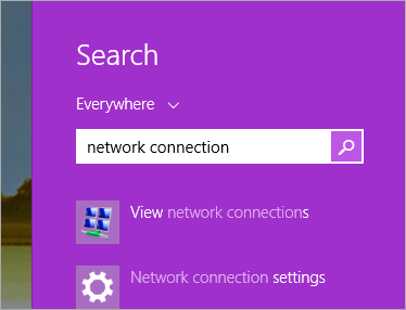 Opening Network Connections