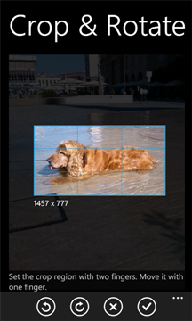 Pictures Lab for Windows Phone