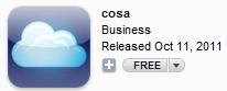 Cosa Icon