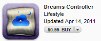 Dreams Controller