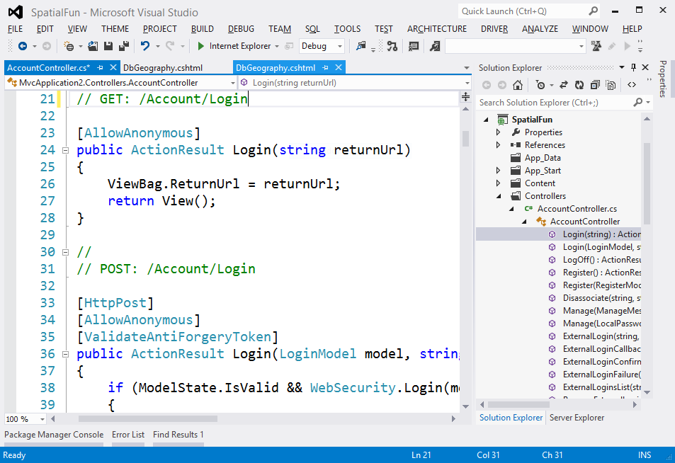 Your Colorful Visual Studio 2012 With The Color Theme