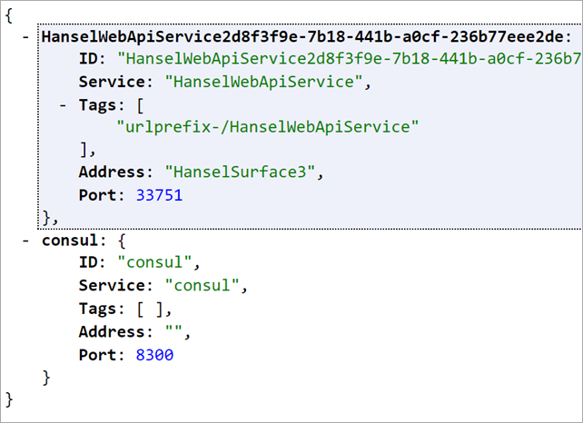 Nuget package of the week microphone registers and for Consul register service
