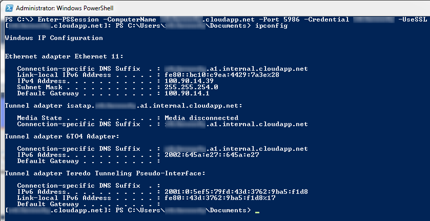 09 - Remote PowerShell Session Verification
