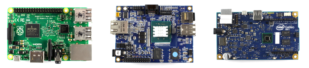 Windows 10 IoT on small embedded devices