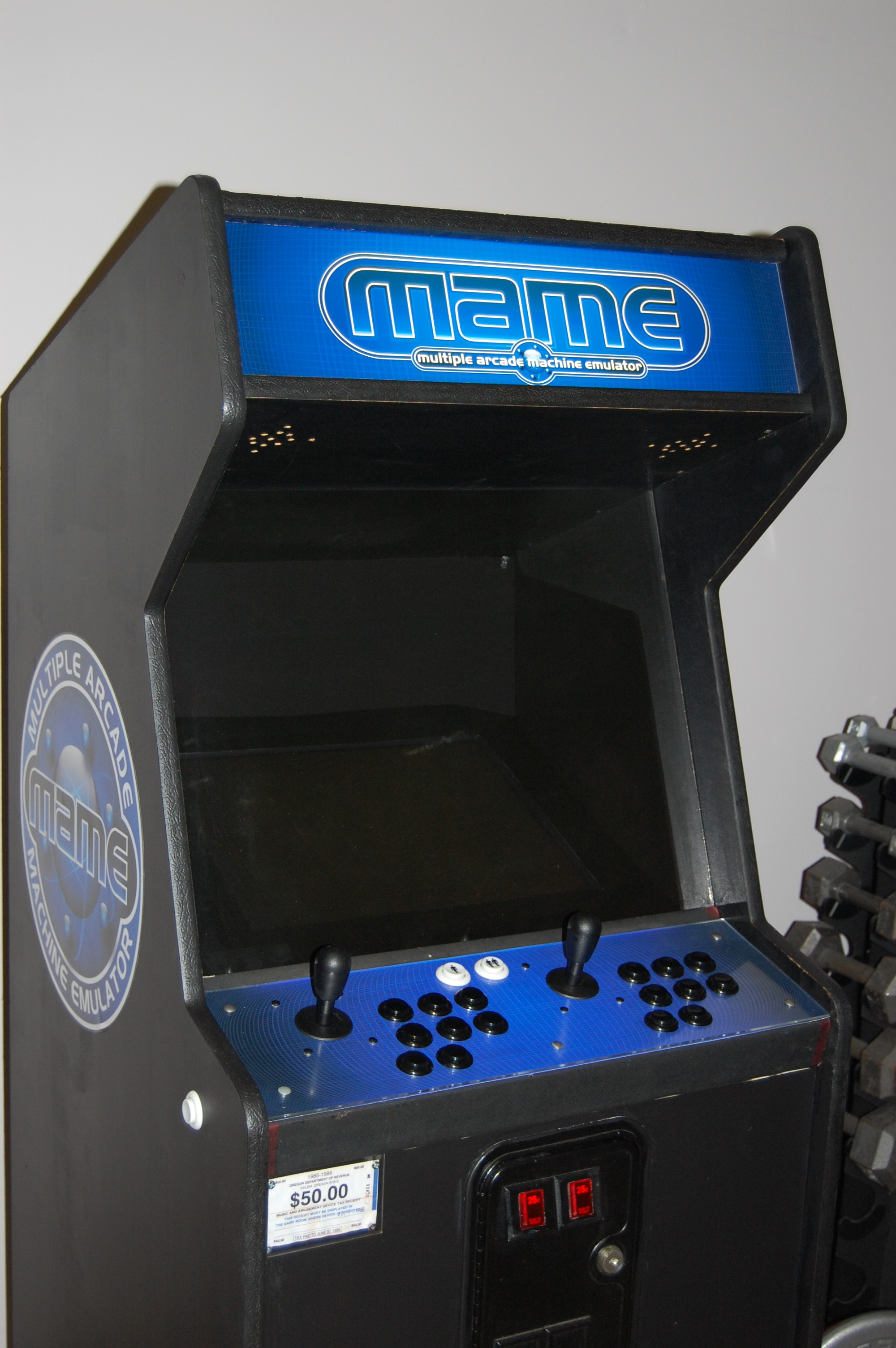 Building your own Arcade Cabinet for Geeks - Part 5 - Paint and ...