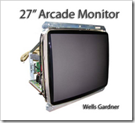 Building your own Arcade Cabinet for Geeks - Part 2 - The Monitor ...
