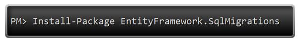 EntityFramework.SqlMigrations - 0.5.10727.0