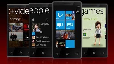 4 Windows Phone 7 Series Phones