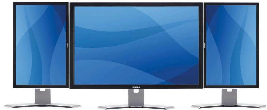 I Want 40 Monitors I Have One 40 Help [Solved] Displays Extraordinary 3 Monitor Display Stand
