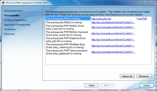 Microsoft Web Application Installer (Beta) (2)