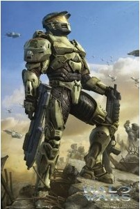 Victory pose, Halo Style