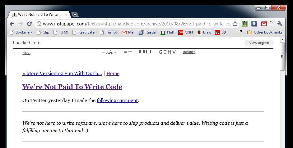 Description: We're Not Paid To Write Code - Google Chrome (2)