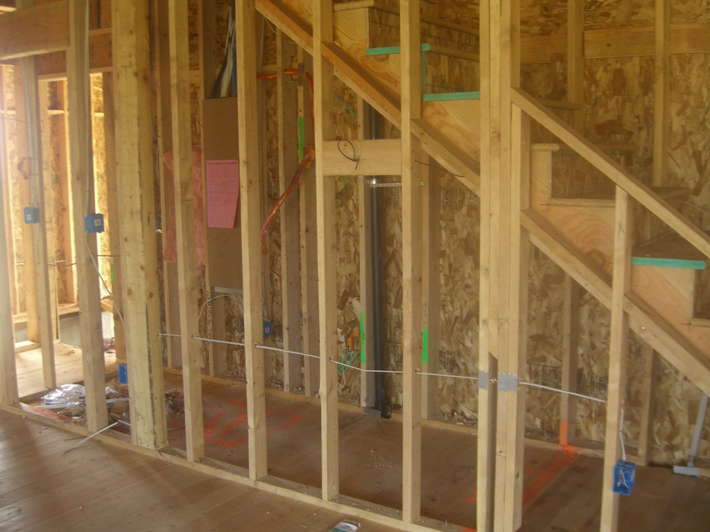 wiring the new house for a home network scott hanselman rh hanselman com structured wiring new home construction new home construction wiring ideas