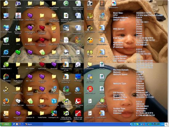 Hanselmandesktopscreenshot20060703