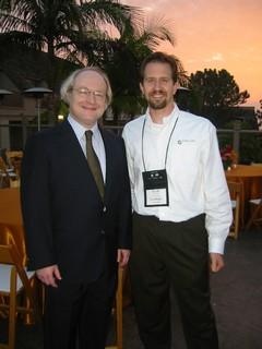 Jakob Nielsen and Scott Hanselman