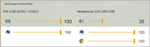 EarTrumpet 2 0 makes Windows 10's audio subsystem even