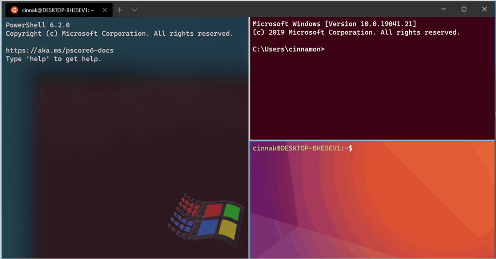 The Windows Terminal