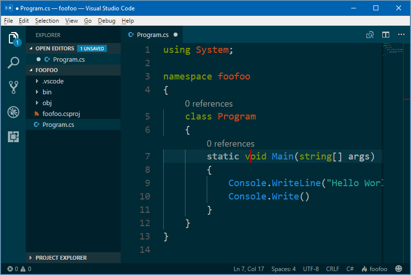 Solarized in VS Code