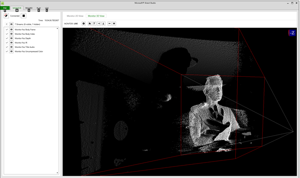 Signing into Windows 10 with your Face - Using an Xbox One Kinect