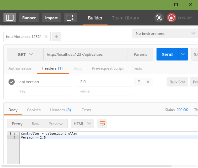 ASP NET Core RESTful Web API versioning made easy - Scott
