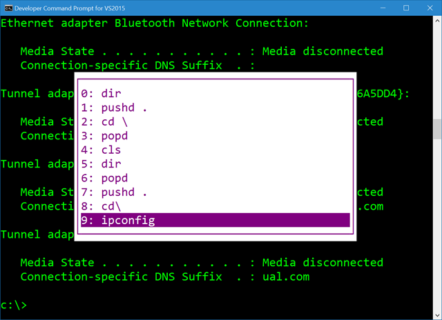 Forgotten (but Awesome) Windows Command Prompt Features - Scott