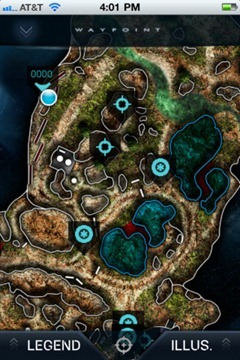 Halo Waypoint for iPhone