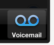 iPhone Voicemail Icon