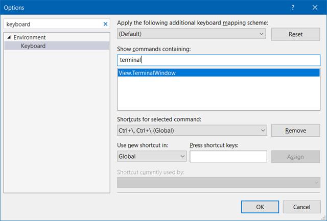 A proper terminal for Visual Studio - Scott Hanselman