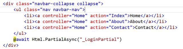ASP NET 5 (vNext) Work in Progress - Exploring TagHelpers