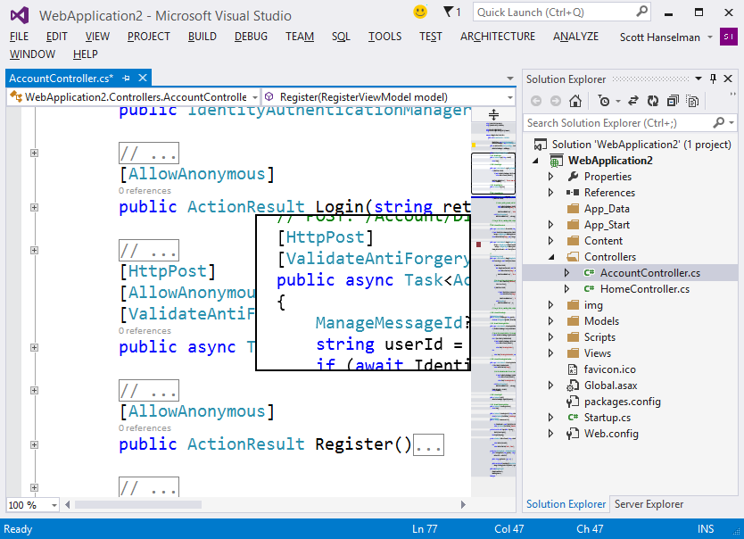 Download Visual Studio 2013 while your feedback still matters