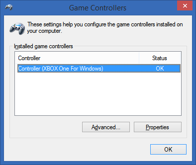 xbox controller driver windows 7