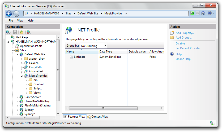 Introducing System Web Providers - ASP NET Universal Providers for