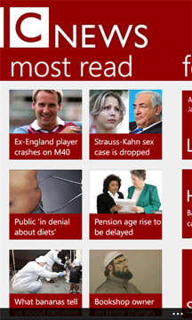 BBC News for Windows Phone