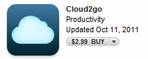 Cloud 2 Go