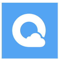 Another app using the same cloud icon