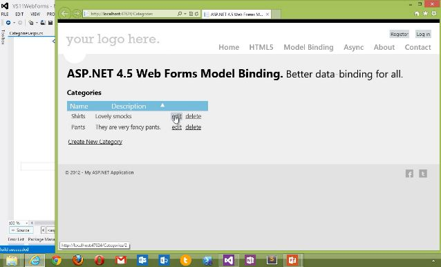 Visual Studio 2012 and  NET Framework 4 5 is RELEASED - Here's 5