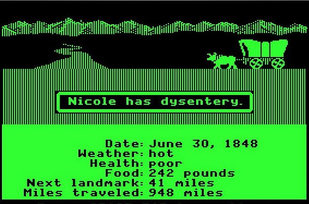 Oregon Trail - Photo via The Pug Father on Flickr - Creative Commons