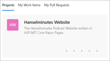 Hanselminutes Website