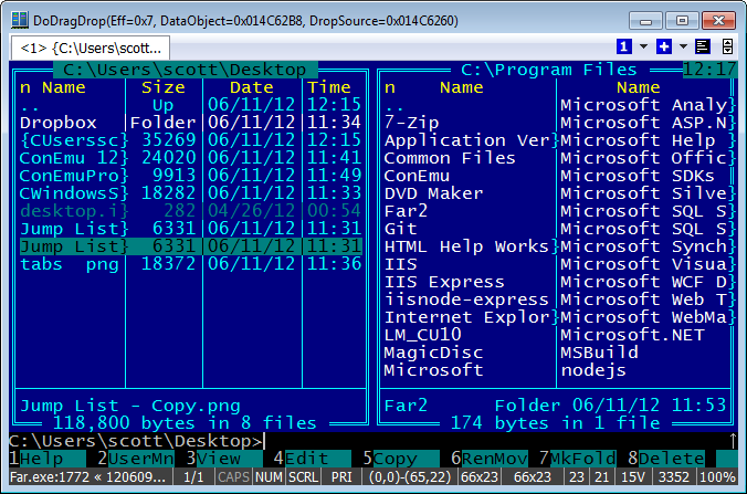ConEmu - The Windows Terminal/Console/Prompt we've been