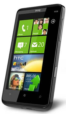 Windows Phone 7 from HTC