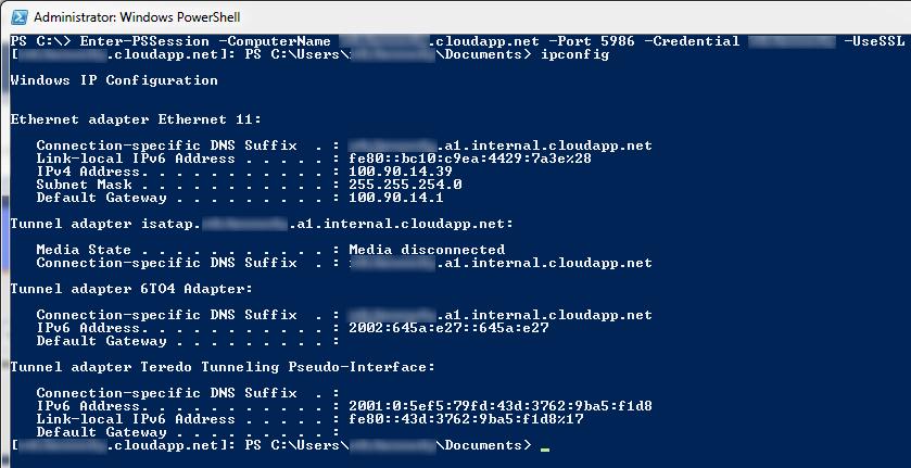 09 - Remote PowerShell Session Verification