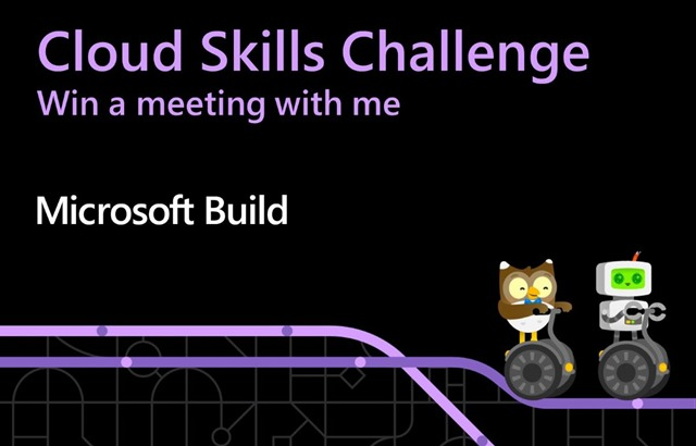 Register for Microsoft BUILD 2021 free! And check out the Developer Keynote on Day 2